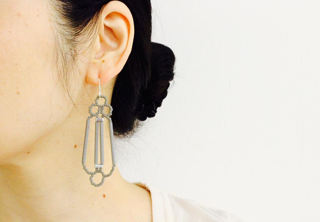 Acropolis Earring