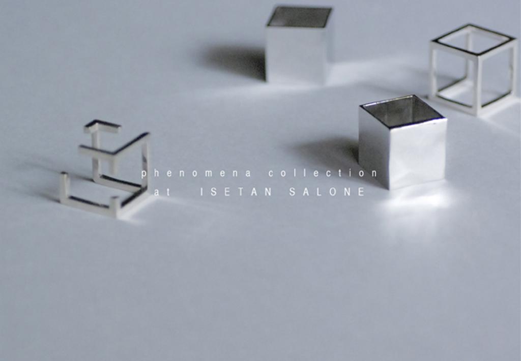 phenomena collection + ISETAN SALONE 1